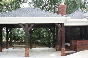 Build a Traditional Wood Carport