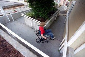 Build or Replace Wheelchair Ramps