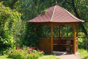 Build or Install a Gazebo or Freestanding Porch