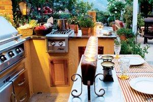 Outdoor Kitchen Costs | Average Price to Build an Outdoor Kitchen
