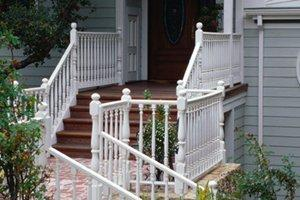 Install or Replace Wood Stairs and Railings
