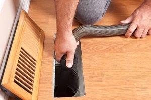 Clean Air Ducts and Vents