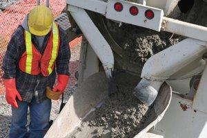 Deliver Liquid Concrete