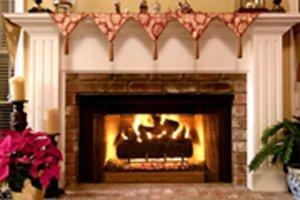 Install a Brick or Stone Fireplace