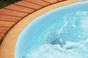 Repair or Service a Hot Tub or Spa