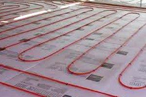 Install Radiant Panel Heating Units