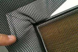 Install or Repair Door or Window Screens
