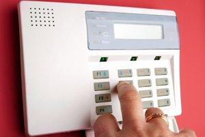 Install an Alarm or Security System