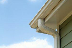 Install or Completely Replace PVC Gutters