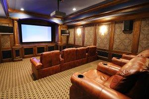 Install Home Theater Accessory