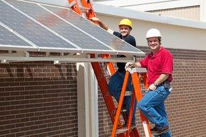Install Solar Panels For Electric System