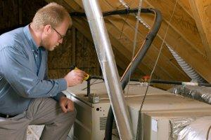 Repair or Service Furnace or Forced Air Heating System