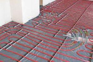 Repair or Service a Radiant Floor Heating System