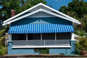 Repair Metal Awnings or Patio Covers