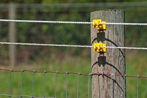 ELECTRIC FENCE - HOW TO INSTALL - AMERICAN FENCE AND