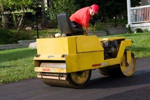 Repair or Patch Asphalt Paving