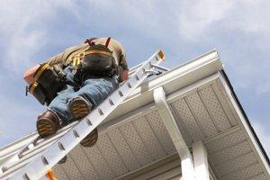 Repair or Replace Section of Seamless Metal Gutters