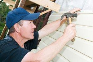 Repair or Partially Replace Vinyl Siding