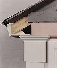 Engineered Exterior Trim