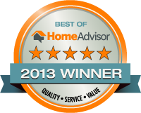 Home Advisor 2013 Winner