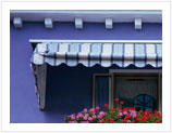 Fabric Awning or Patio Cover
