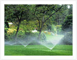 Sprinkler System Winterize or Activate
