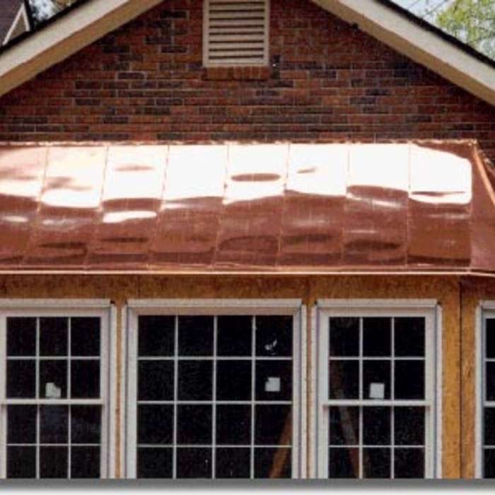 2020 Copper Roof Cost Standing Seam Roofing Homeadvisor